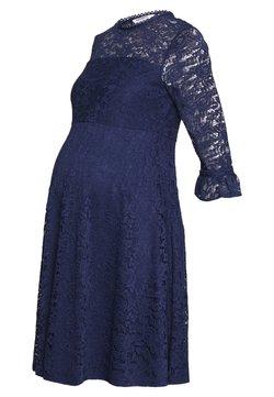 Dorothy Perkins Maternity - OCCASION DRESS - Juhlamekko - navy