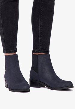 Bianco - Støvletter - navy blue