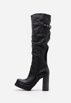 A.S.98 - High Heel Stiefel - nero
