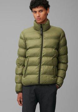 Marc O'Polo - JACKET REGULAR FIT - Übergangsjacke - ivy green
