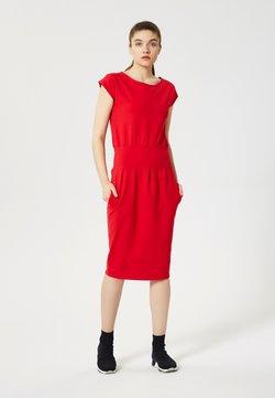 Talence - Vestido de tubo - rouge
