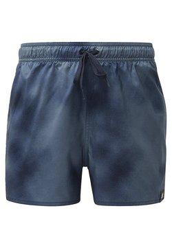 adidas Performance - 3-STRIPES FADE CLX SWIM SHORTS - Badehose Pants - blue