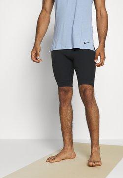 Nike Performance - DRY YOGA - Shorts - black
