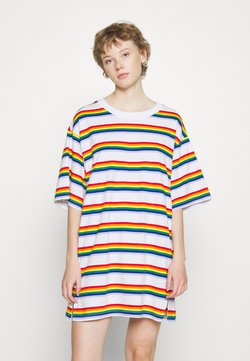 Monki - TORI TEE - T-Shirt print - white