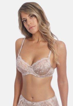 Sassa - BÜGEL-BH FINE DAY - T-Shirt BH - nude