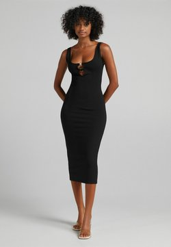 Bershka - Korte jurk - black