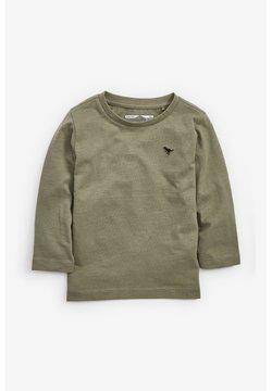 Next - Langarmshirt - green
