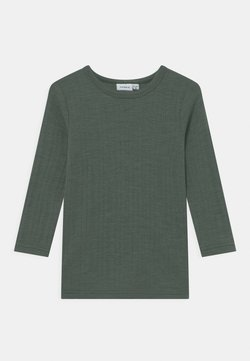 Name it - NMMWANG  - Pitkähihainen paita - duck green