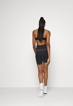 Reebok - BIKE SHORT - Tights - black