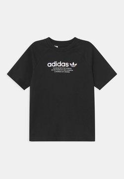 adidas Originals - UNISEX - T-shirt con stampa - black