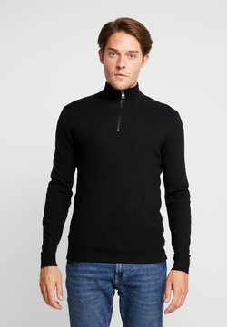 Esprit - COWS - Strickpullover - black