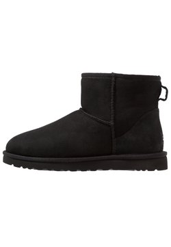 UGG - CLASSIC MINI - Bottines - black