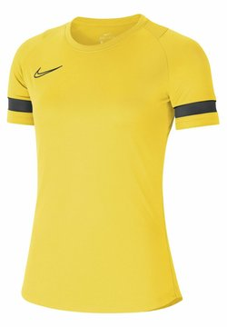 Nike Performance - T-Shirt print - tour yellow