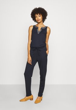 comma casual identity - OVERALL LANG - Combinaison - blue
