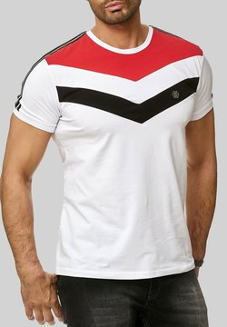 Red Bridge - PORTLAND  - T-Shirt print - weiß