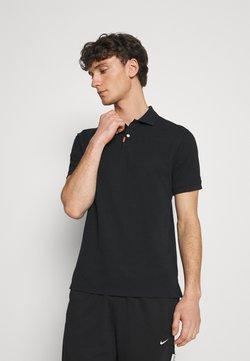 Nike Sportswear - THE SLIM  - Piké - black