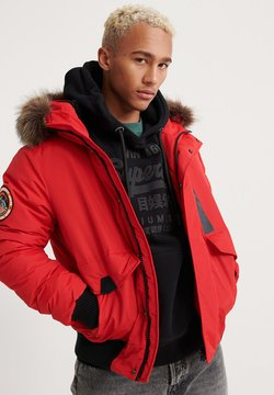 Superdry - EVEREST  - Winterjacke - purple