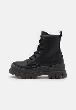 Buffalo - ASPHA RLD - Platform-nilkkurit - black