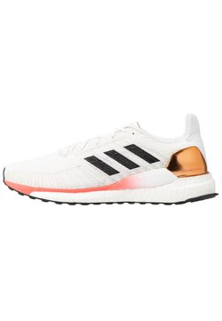 adidas Performance - SOLAR BOOST 19 - Zapatillas de running neutras - crystal white/core black/copper metallic