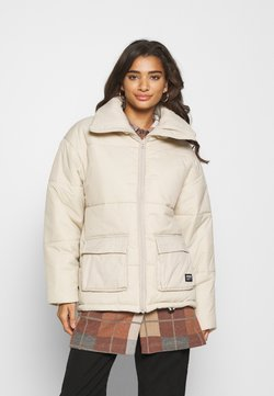 Dr.Denim - WHITNEY PUFFER JACKET - Winterjacke - cashew