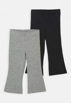 Name it - NMFVIVI PANT 2 PACK - Pantaloni - black