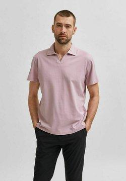 Selected Homme - Koszulka polo - mauve shadows
