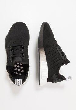 adidas Originals - NMD_R1 - Matalavartiset tennarit - core black/footwear white