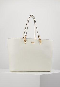 HUGO - VICTORIA SHOPPER - Shopping Bag - white