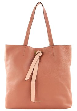 Coccinelle - Shopping Bag - litchi / rose