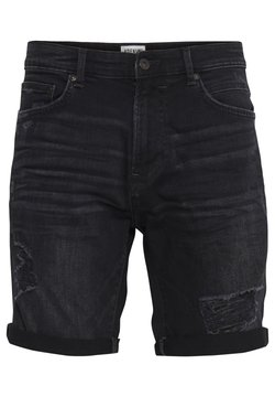 Solid - Jeansshort - dark grey