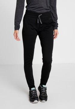 Icebreaker - CRUSH PANTS - Pantalones deportivos - black