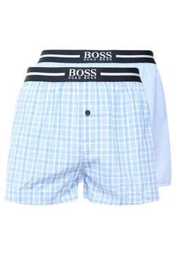 BOSS - 2 PACK - Boxershorts - open blue