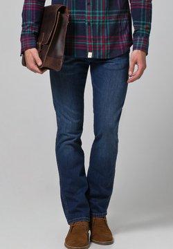 Wrangler - ARIZONA STRETCH - Jeans a sigaretta - burnt blue