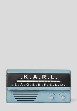 KARL LAGERFELD - RADIO  - Portfel - multicolour