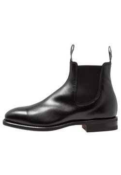 R. M. WILLIAMS - COMFORT CRAFTSMAN SQUARE G FIT - Stiefelette - black