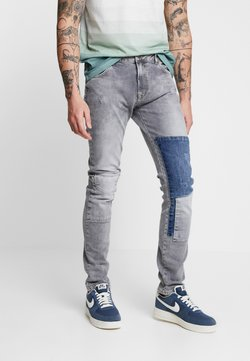 YOURTURN - Jeans slim fit -  blue denim