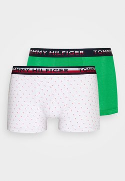 Tommy Hilfiger - TRUNK 2 PACK - Shorty - green