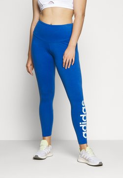 adidas Performance - ESSENTIALS TRAINING SPORTS LEGGINGS - Legginsy - royblu/skytin