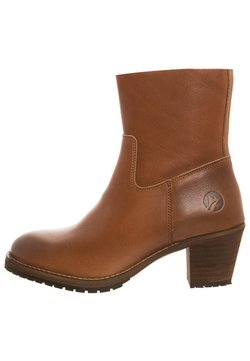 Travelin - Bottines - cognac