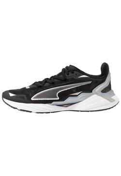 Puma - ULTRARIDE - Zapatillas de running neutras - black/metallic silver