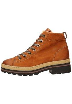 Paul Green - Ankle Boot - Mittelbraun