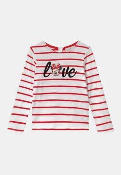 OVS - MINNIE - T-shirt à manches longues - white/red
