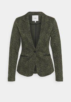 ICHI - IHKATE ZEBRA - Blazer - ivy green