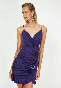Trendyol - PARENT - Juhlamekko - purple