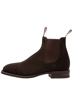 R. M. WILLIAMS - COMFORT CRAFTSMAN SQUARE G FIT - Stiefelette - chocolate