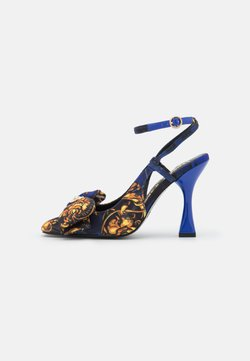 Versace Jeans Couture - Tacones - dark blue