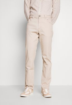 Wrangler - TEXAS - Straight leg jeans - stone