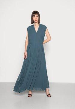 Samsøe Samsøe - WALA LONG DRESS - Robe de cocktail - orion blue