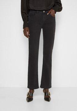 DL1961 - MARA: MID RISE INSTASCULPT - Straight leg jeans - dark eclipse