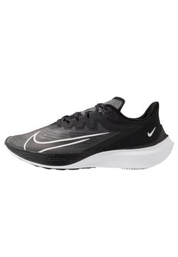 Nike Performance - ZOOM GRAVITY 2 - Zapatillas de running neutras - black/white/iron grey